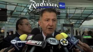 Osorio deja ir a Lozano para quitarle distracción