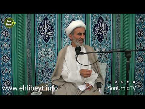 Hacı Əhliman Cümə moizəsi 09082019