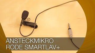 Rode SmartLav+ I Ansteckmikrofon I REVIEW