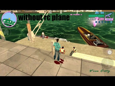 GTA Vice City BOMBS AWAY mission EASIEST WAY!!! (android)