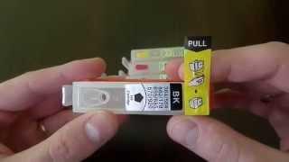 Перезаправляемые картриджи HP 178 для Photosmart b109(Перезаправляемые картриджи HP 178 - это наиболее удобное решение для печати в домашних условиях., 2015-09-18T12:26:07.000Z)