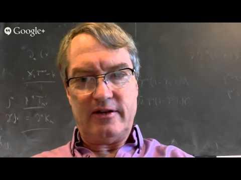Black Hole Firewalls With Physicist Joseph Polchinski