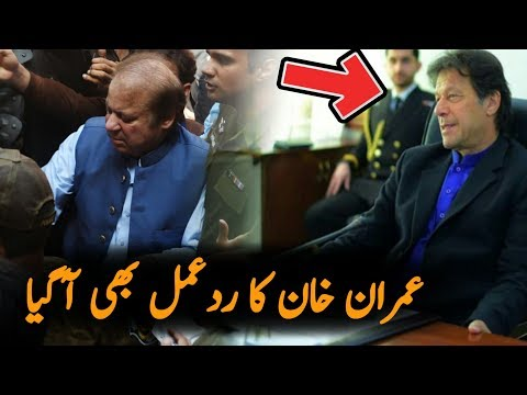 Prime Minister Imran Khan Statement After Nawaz Sharif Judge