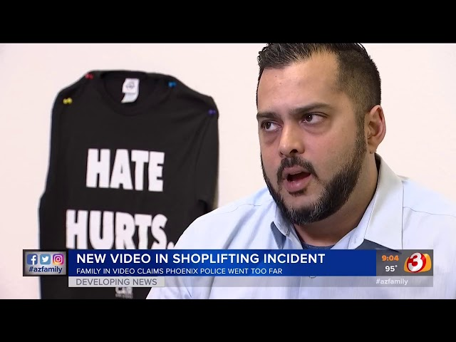 Video: CAIR-Arizona Director Interviewed About Phoenix PD Excessive Force Incident Caught on Video