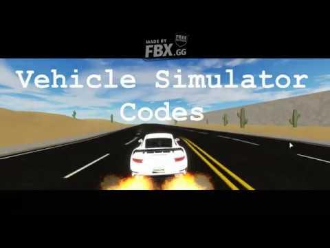 Vehicle Simulator Codes ( Updated )