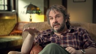 Peter Jackson 'The Hobbit: An Unexpected Journey' Interview