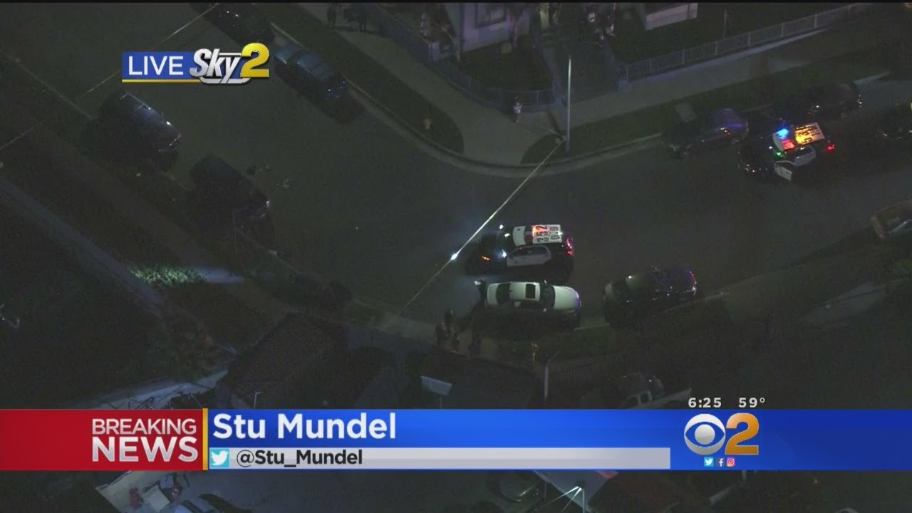 police-investigating-double-shooting-in-north-hollywood