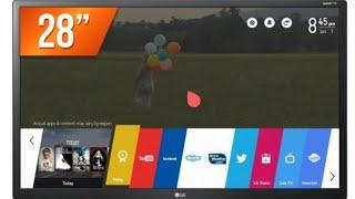 Tv LG smart 28 polegada