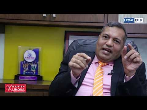 Legal Talk With Sushil K Tekriwal, Advocate, Supreme Court