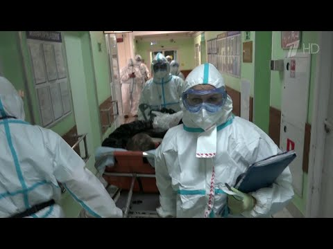 В России зафиксирован новый максимум за все время пандемии - 13868 случаев COVID-19.