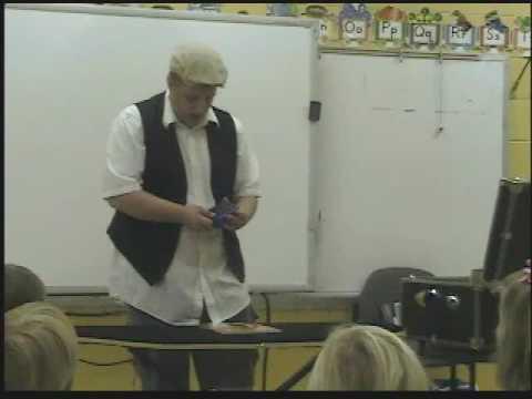 Magic Show at Oak Grove Primary School May 22, 2009
