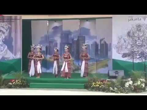 Tari Tifa RPTRA Kampung Budaya