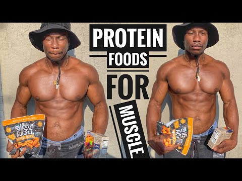 Protein Foods for Vegans | Foods High in Protein