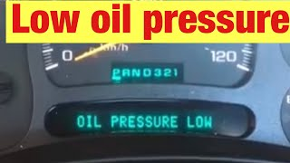 How To Replace The Oil Pressure Sensor On A 1999-2007 Chevy/GMC 4.8L 5.3L 6.0L