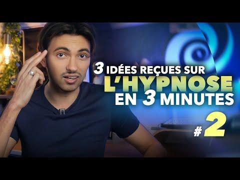 L'hypnose et ses idées reçues en 3 minutes #2
