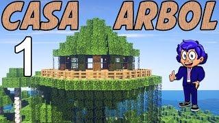 Casa flotante o palapa en minecraft parte 3 c mo hacer y for Mirote y blancana casa moderna