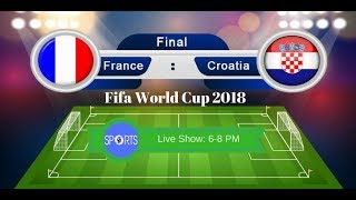 Match Preview - France v Croatia | FIFA World Cup Final | Key Battles