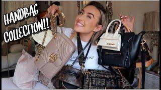 MY HANDBAG COLLECTION VIDEO 2019!!!!   Freya Killin