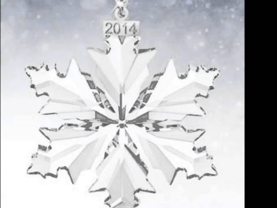 Buy Swarovski FOR SALE Annual Edition 2014 Crystal Snowflake
