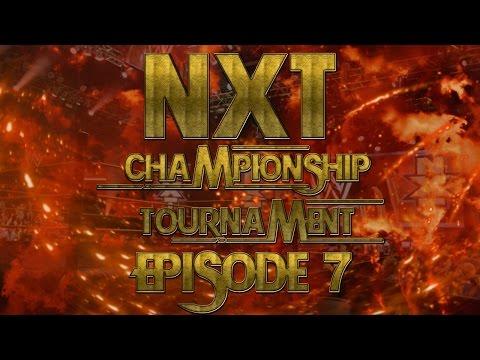 WWE 2K15: CAWs NXT Championship Tournament - Episode 7 - SEMI FINALS