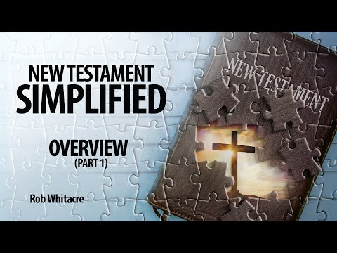New Testament Simplified