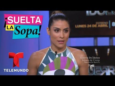 Alberto Guerra Y María León de Guerra de Ídolos | Suelta La Sopa | Entretenimiento