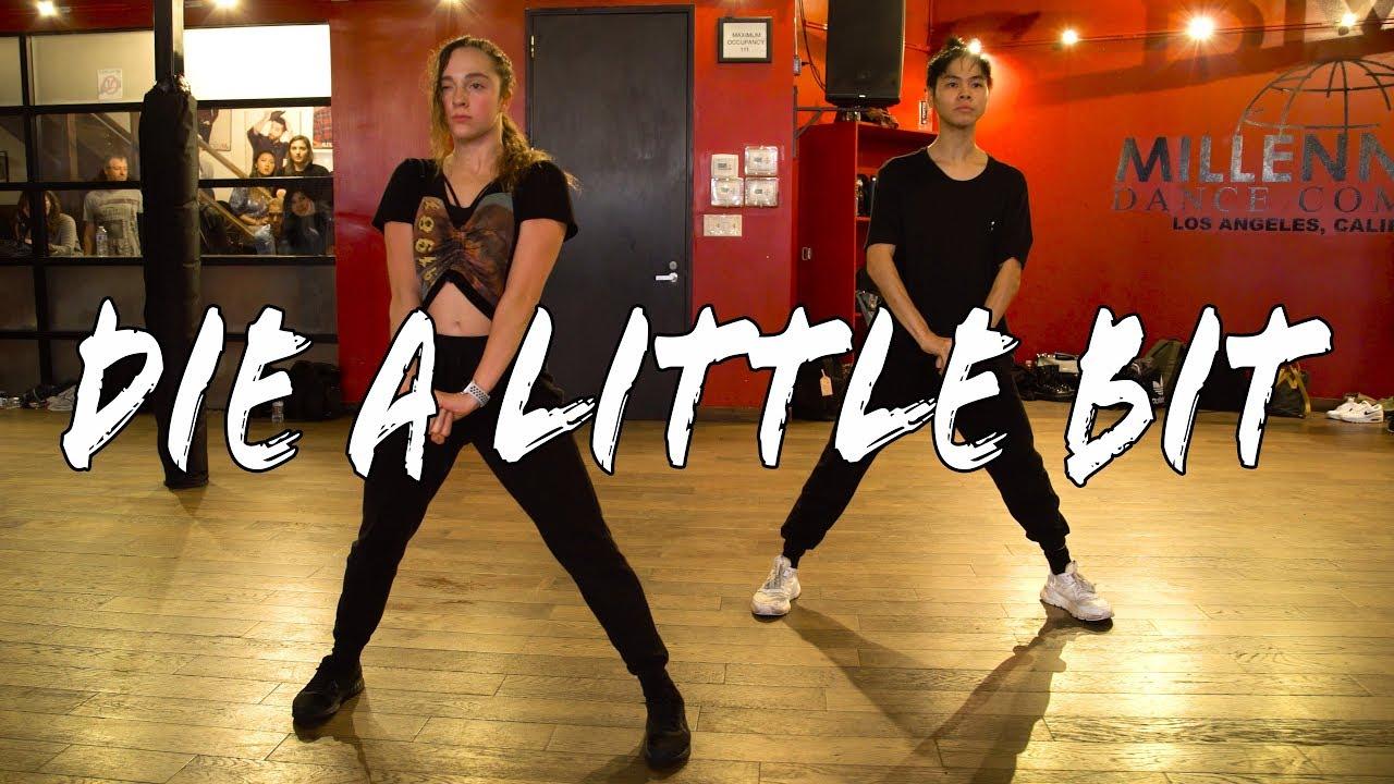 Die A Little Bit ft Sean & Kaycee - Tinashe ft Ms. Banks | Brian Friedman Choreo | Millennium Dance