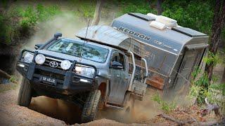 GALL BOYS MAYTOWN ADVENTURE - 4x4 Offroad Australia