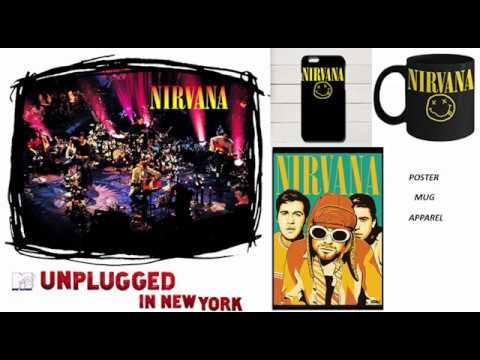 Nirvana - MTV Unplugged In New York [1994] - Full Album