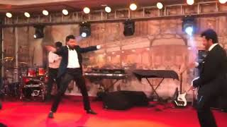 Dance video, Salman Khan, Ranveer Singh, Shahrukh khan , Sonam kapoor's Sangeet, big starts on floor