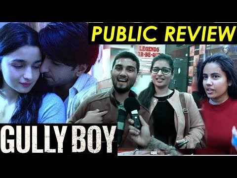 GULLY BOY | PUBLIC REVIEW | RANVEER SINGH, ALIA BHATT Mp3