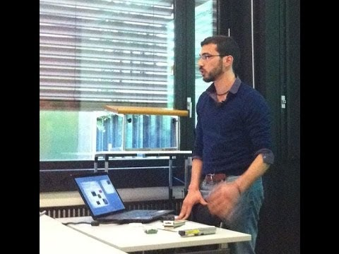 """nanoTalks: Stefano Fusco presenting: """"The curious case of Five Stars movement in Italy"""""""