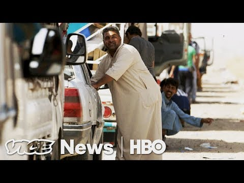 What's Left Of Fallujah After Liberation From ISIS | Retaking Mosul (HBO)