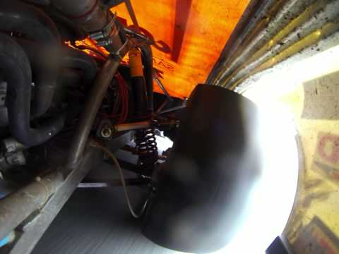 Canaan Fair Speedway Late model suspension cam