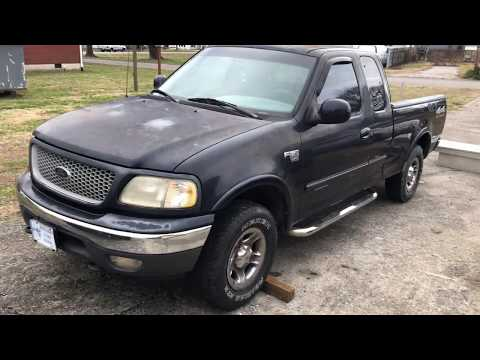 97-04 Ford F150 Fuel Pump Replacement