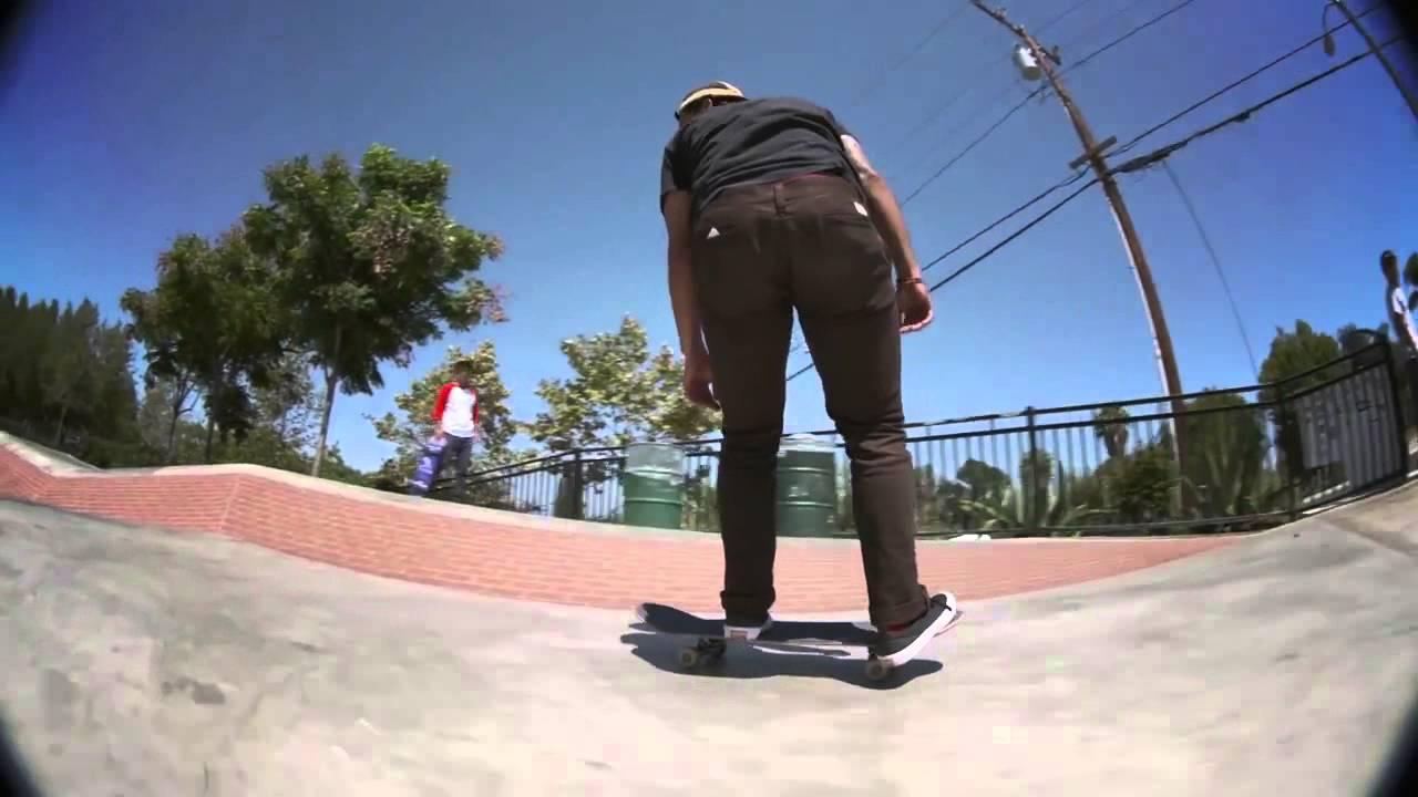 88de3f721f1 Converse Sumner Shoe Wear Test w  Ben Cortez - YouTube