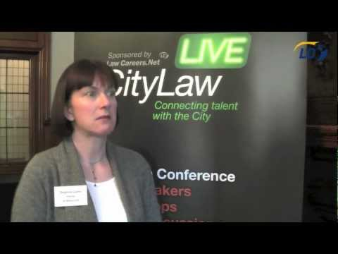 CityLawLIVE 2012 - So you want to be a City lawyer?