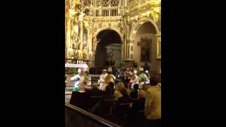 Father Serra- cossiers dance- majorcan folklore