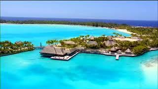 The St. Regis Bora Bora Resort in French Polynesia