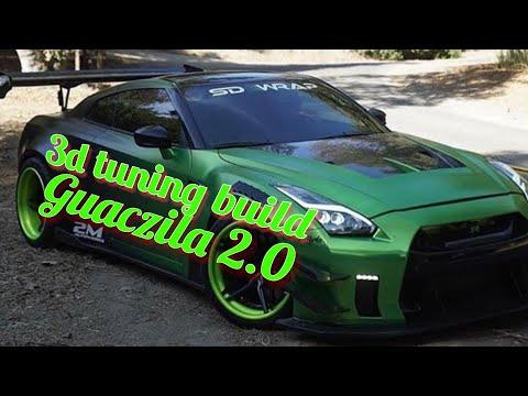 3d tuning Guaczilla 2 0 build - Full download