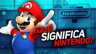 La historia de Nintendo ¿Cómo se creo la compañía?