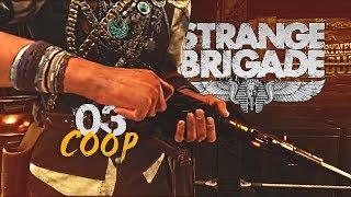 ZAGADKI DLA DWOJGA - Strange Brigade (PL) #3 (Gameplay PL)