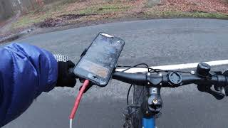 자전거 타고 보보 늦은…