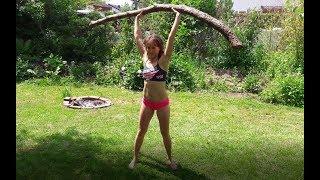 Natural Method - Full Body Barefoot Workout Garden - Methode naturellle