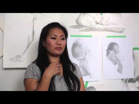 Revelation Making Art Toronto, Christine Kim, Toronto, Ontario