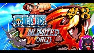 Let's Play One Piece Unlimited World Red #8- Développe ta ville avec les bug du HD PVR