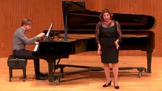 "Les Troyens (Berlioz): ""Malheureux Roi"" -- Eve Gigliotti"