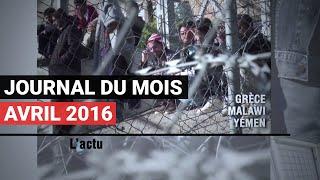 JOURNAL DU MOIS │Avril 2016