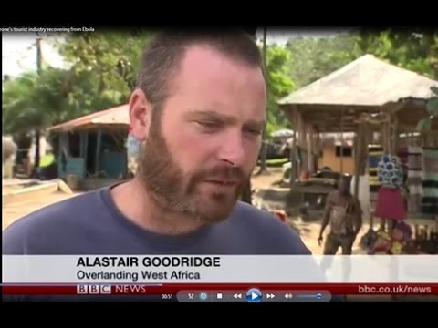 Tourism Returns to Sierra Leone: Overlanding West Africa