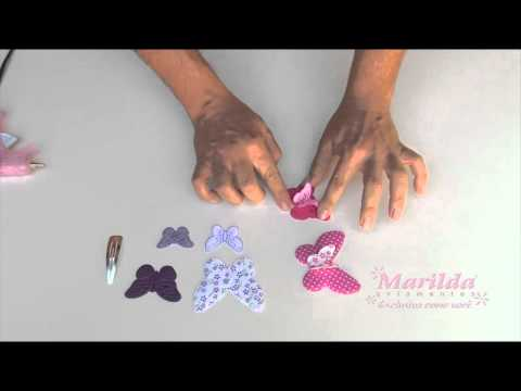 Dicas de Artesanato - Dica #4 - Borboletas...
